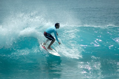 Francisco Mendes surf