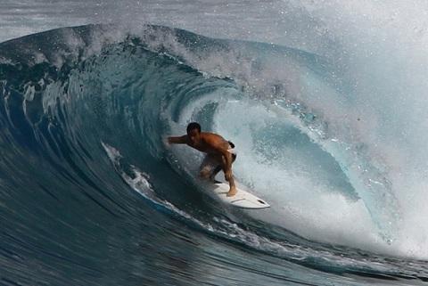 Manuel Sá Pessoa surf