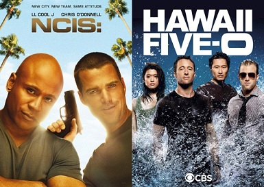 NCIS LA e Hawai Five 0