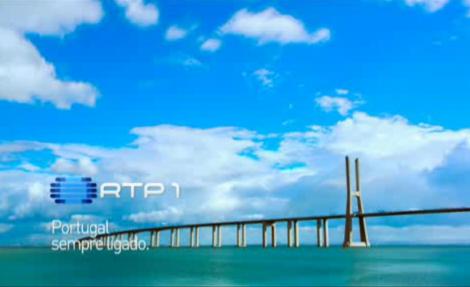 Nova imagem RTP1 2013