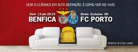Benfica Porto 13 Jan Sporttv Clássico Benfica X Fc Porto Em Direto Na Sport Tv