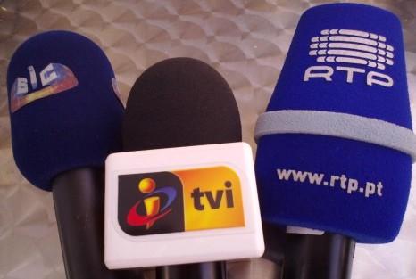 micros dos canais de televisão Generalistas cancelam debate final referente às legislativas