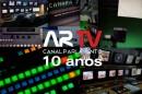 10 anos canal ARTV não vai além dos 600 espetadores por dia