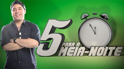 5 Para a Meia-Noite Luís Filipe Borges