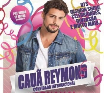 Cauã Reymond Carnaval Portugal Agência Justifica A Não Comparência De Cauã Reymond No Carnaval