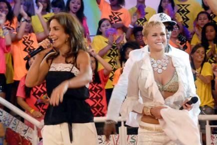 Ivete Sangalo TV Xuxa