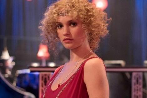 Lily James Lily James passa para o elenco regular da quarta temporada de «Downton Abbey»