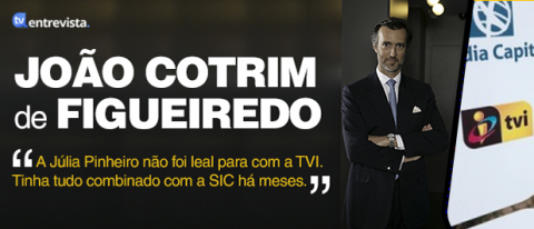 Notícia A Entrevista - João Cotrim De Figueiredo