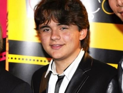 Prince Michael Jackson Filho De Michael Jackson Inicia Carreira De Ator Em «90210»