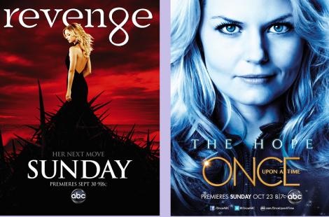 Revenge E Ouat «Once Upon A Time» E «Revenge» Atingem O Pior Resultado Desde A Estreia