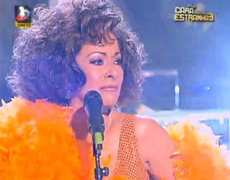 Sem Título Wanda Stuart Vence Quarta Gala De «A Tua Cara Não Me É Estranha 3»