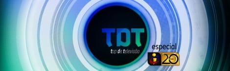 TDT 20 anos TVI «TDT Especial»  Programação TVI 20 Anos