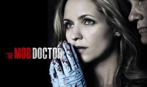 The Mob Doctor «The Mob Doctor» estreia no AXN Black