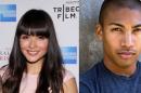 Daniella Pineda Charles Michael Davis Novos Atores No «Spin-Off» De «The Vampire Diaries»