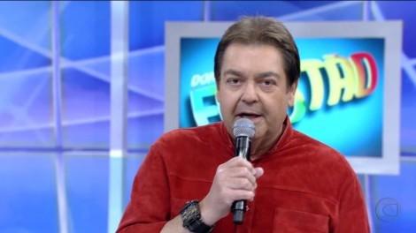 Fausto Silva Faustão Lidera Tardes De Domingo