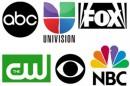 six broadcast network logos Datas dos «Upfront Meetings» das emissoras americanas reveladas