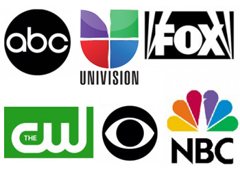 six-broadcast-network-logos