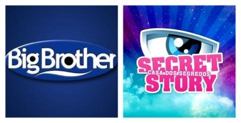 Big Brother vs casa dos segredos Secret story