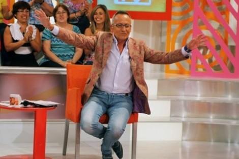 20130329 204626 Manuel Luís Goucha Aguarda Confronto Com Bernardina De «Casa Dos Segredos 4»