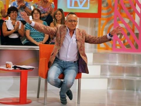 Manuel luis Goucha voce na tv