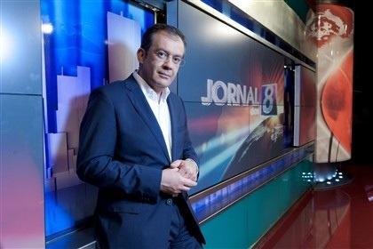José Alberto Carvalho jornal das 8 oito informação TVI