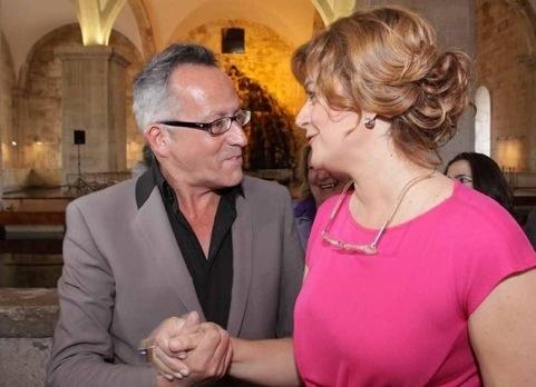 Manuel luis Goucha e julia pinheiro