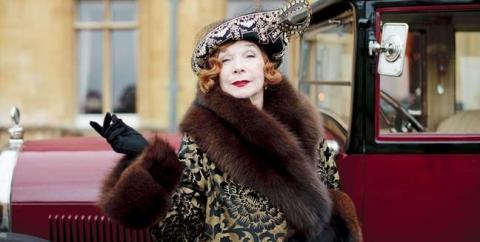 Martha Levinson Downton Abbey