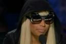 Picture 18 300X257 Nicki Minaj Chega Atrasada A Um Direto De «American Idol»