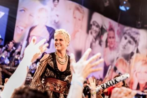 Xuxa Depois De Discussão, Xuxa Revela Que Voltou A Falar Com Anitta