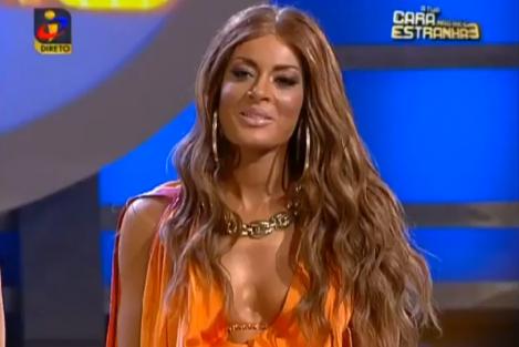 Diana1 «Moranguitas» Responsáveis Pela Abertura Da Gala De «A Tua Cara Não Me É Estranha»