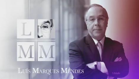 Luis Marques Mendes Marques Mendes Satisfeito Com As Audiências Conquistadas Na Sic