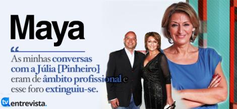 Slideshow A Entrevista - Maya