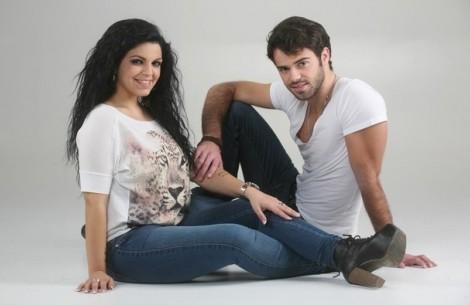 Transferir1 Ruben E Tatiana Anunciam Projeto Na Tv