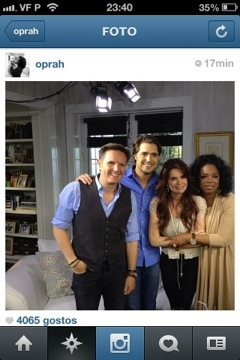 The bible a bíblia Diogo Morgado Oprah Winfrey