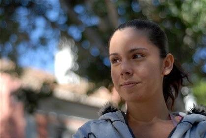 Sara Norte não pretende regressar para junto da família em Portugal