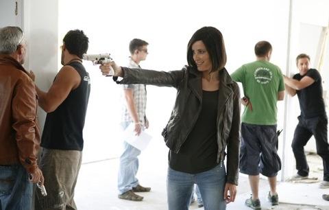A atriz é a protagonista da série da TVI, que já pode estrear