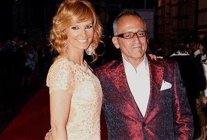Cristina Ferreira e Manuel luis Goucha