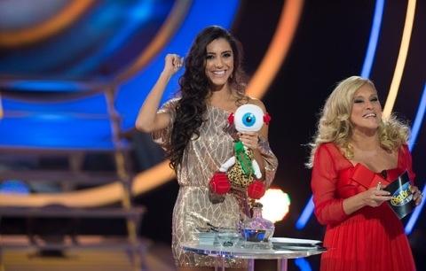 Kelly Big Brother bb VIP Teresa Guilherme estreia