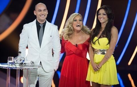 Edmundo Vieira Teresa Guilherme raquel Henriques bb VIP Big Brother estreia