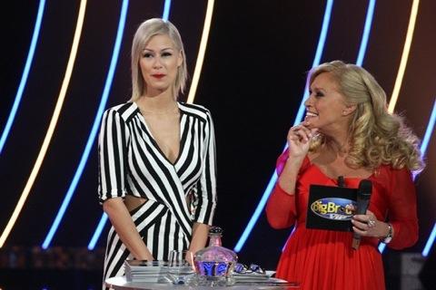 A atriz acabou por desistir de Big Brother VIP, após ter sido uma das escolhidas