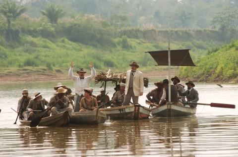 Amazónia «Amazónia» Estreia Na Globo