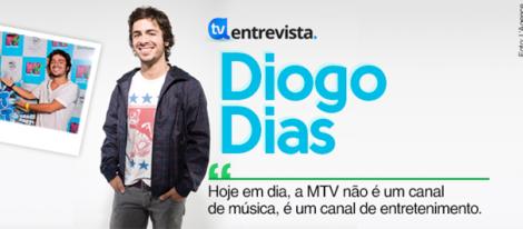 Diogo Dias A Entrevista - Diogo Dias