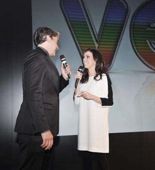 Globo - Alexandre Borges e Filomena Cautela