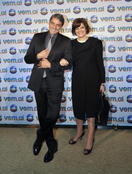 Globo - Alexandre Borges e Julia Pinheiro