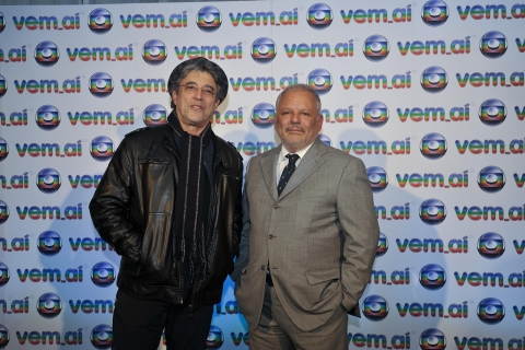 Globo - Ivan Lins e Ricardo Pereira