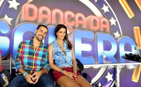 Ricardo Pereira Fernanda Motta Dança da Galera