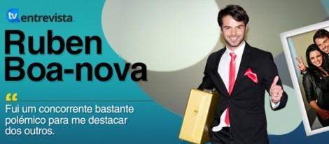 Ruben Boa nova destaque