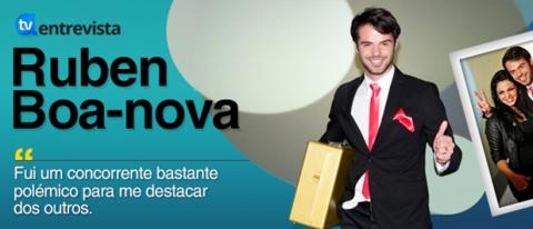 Ruben Boa Nova Destaque A Entrevista - Rúben Boa Nova