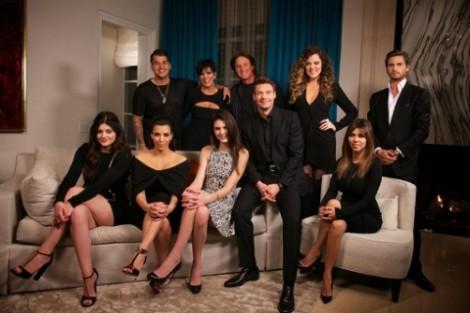 Ryan Seacrest Kardashians Especial «Ryan Seacrest With The Kardashians» No E!