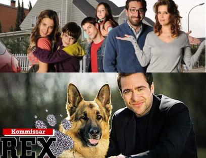 Sem Título1 Sic Já Promove Data De Estreia De «Rex» E «Os Protegidos»